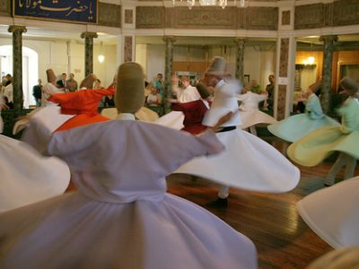 Why You Haven't Really Seen Turkey Until You've Seen The Whirling Dervishes