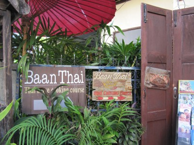 My Quest For Enlightenment; First Stop: Baan Thai Cookery School