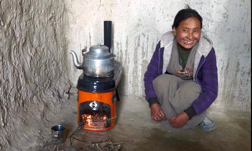 How Giving Nepalis The Gift Of Clean Cooking Helps Save Lives